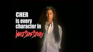 CHER is every character in WEST SIDE STORY | theatreisdead