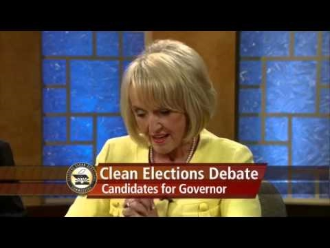 Gov. Jan Brewer's Long Long Pause