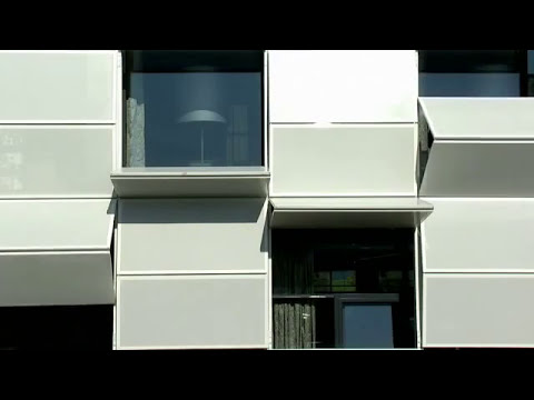 Ventanas móbiles en edificios de última generación - Como avanza la tecnologia con la arquitectura