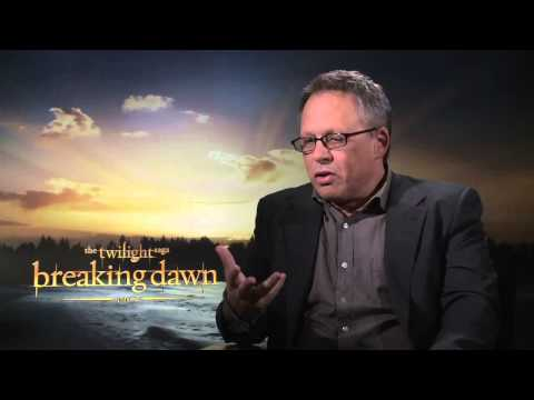 The Twilight Saga: Breaking Dawn Part 2 - Interview With Bill Condon