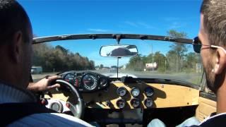 MG Midget with turbo hayabusa motor