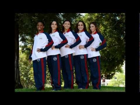 Fab Five's Theme Song [2012 London Olympics | Home]