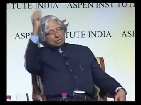 Abdul Kalam inspirational Speech on Leadership