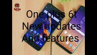 Latest Oxygen OS updates and features  OnePlus 6/6T and 5/5t