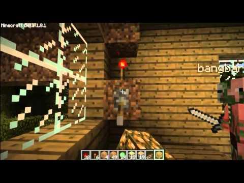 BGM:Minecraft ตอนที่6...