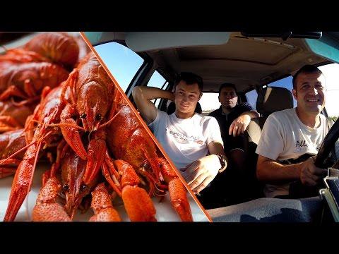 Подводная охота Раки без цензуры. Spearfishing on Сrayfish...ЦЕНИТЕЛЬ