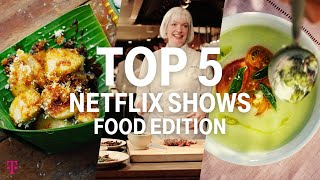 Top 5 Netflix Shows 2019 for a Thanksgiving Food Coma | T-Mobile