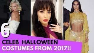 6 Celebs Who Dressed As Other Celebs For Halloween 2017