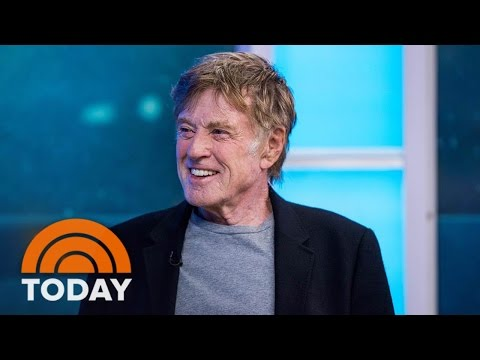 Robert Redford On Netflix Movie 'The Discovery,' Mysteries Of The Afterlife | TODAY