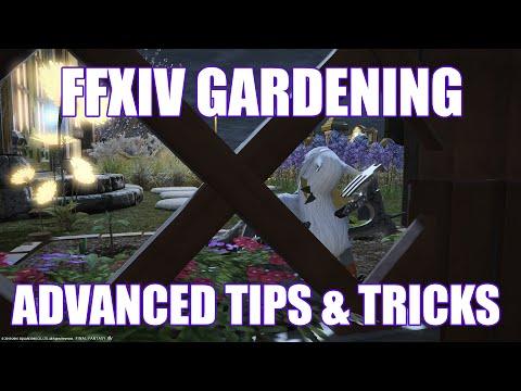 FFXIV Gardening Guide - Advanced Tips & Tricks
