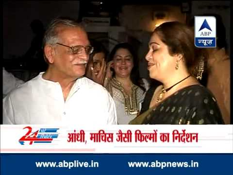 Lyricist and filmmaker Gulzar to receive Dadasaheb Phalke Award
