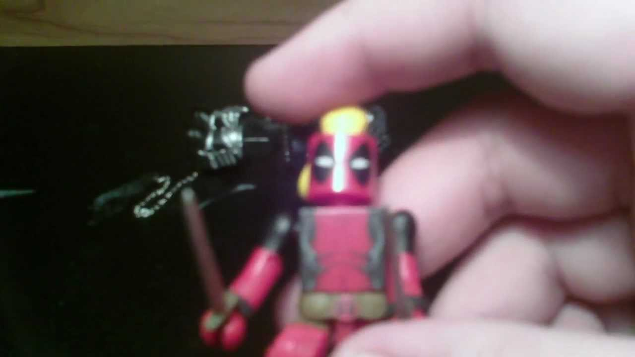 Minimates Deadpool Review Lady Deadpool Marvel Minimates