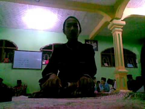 13. Pondok Pesantren Apik  Kesugihan Cilacap 2013 ( Lomba Muhafaszoh At Ta'rif ) Rofiq Irfan video