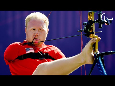 Archery - Stutzman (USA) v Forsberg (FIN) - Men's Ind. Compound Open Gold Medal - London 2012