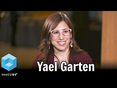 Yael Garten, LinkedIn - - Women in Data Science 2017 - #WiDS2017 #theCUBE