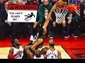 "NBA ""Dunking On Multiple Defenders"