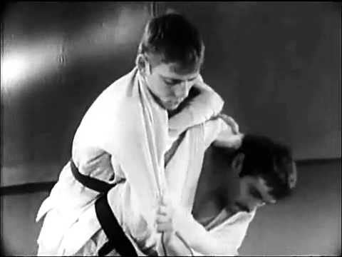 ДЗЮДО 柔道.JUDO TECHNIQUES OF THE BASIC RECEPTIONS OF STRUGGLE IN A RACK! PART 1 Image 1