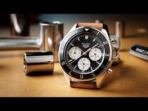 2017 TAG Heuer Autavia Review: In-depth Watch Review