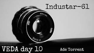 Industar-61 Vintage M39 53mm F2.8 Lens | Perfect for Mirrorless Cameras | VEDA Day 10
