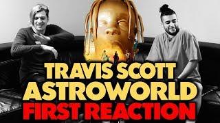 TRAVIS SCOTT  - ASTROWORLD REACTION/REVIEW (Jungle Beats)