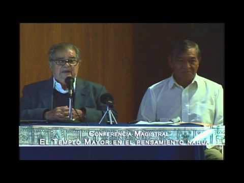 El Templo Mayor en el pensamiento nahua - Miguel León-Portilla