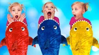 Baby Shark Song for kids  / Finger family song for children