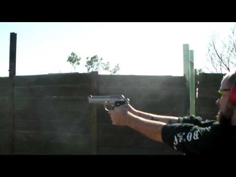Target Practice 9mm - Whyalla Range (rapid Fire 3x Clip) video