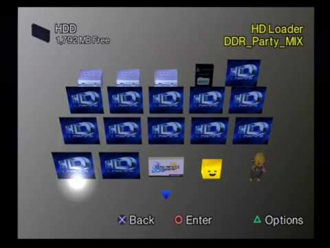 Launching Homebrewn app from PS2 HDD OSD (JPN PS2)
