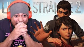 I BETTER NOT CRY!! LIFE IS STRANGE 2 [FINAL EPISODE]
