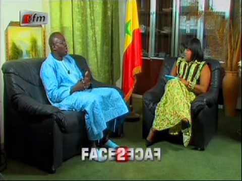 Face 2 Face reçoit, Cheikh Sarr Maire de Guédiawaye - 30 Mars 2014