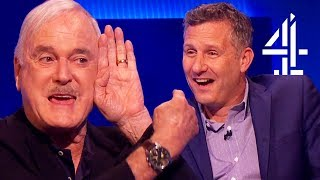 The Time John Cleese Tried To Use His Autobiography As ID | The Last Leg
