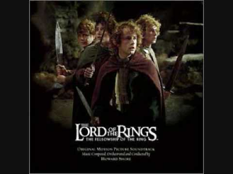 Misc Soundtrack - Lord Of The Rings