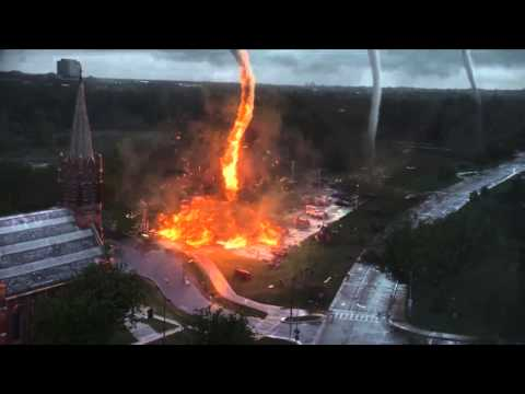 Pelicula - Movie Into The Storm Official Trailer Preview HD 2014 Action, Thriller