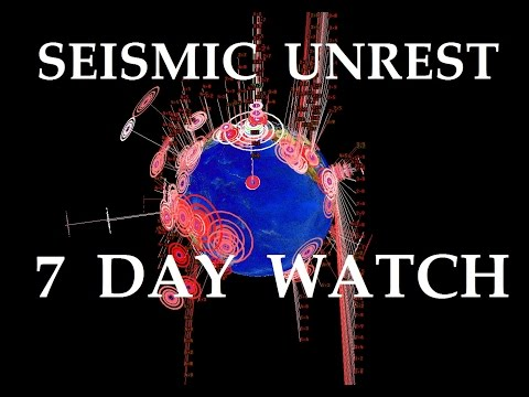 5/29/2015 -- Global Earthquake Forecast -- Americas, Asia, Europe = Major Unrest