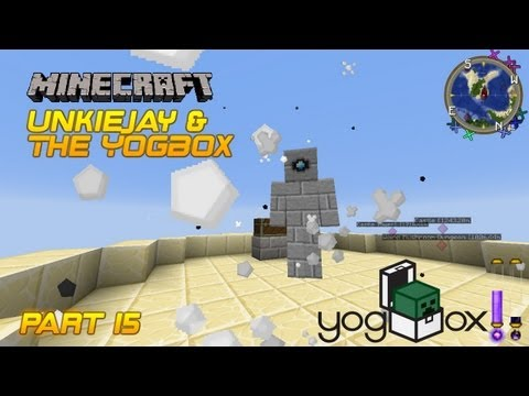 "Unkiejay & The YogBox - Part 15 ""Seals, Swords & Israphel"""