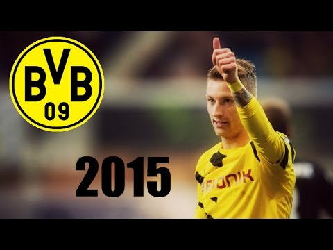 Marco Reus | The Complete Winger | 2014/2015 | HD