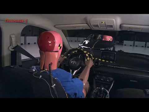 Краш тест : большие автомобили против меньших