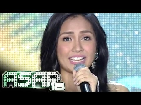 Kathryn Bernardo celebrates birthday on ASAP 18!