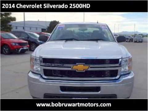 2014 Chevrolet Silverado 2500hd Used Cars Cheyenne Wy