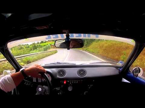 Ford Escort MK I - RAMPA PORTO DE MOS 2014 - Filipe Vasconcelos/ Paulo Sousa Santos