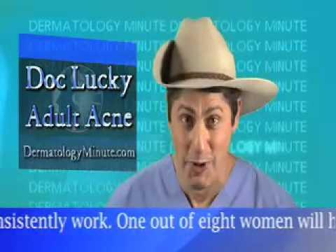 Adult Female Acne