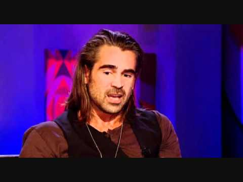 Colin Farrell on Jonathan Ross 2008.10.10 (part 1) (hq)