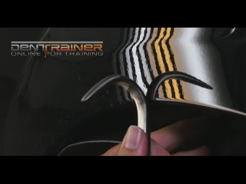 Paintless Dent Removal Tool Review  PDR Finesse Fender Lip Tool
