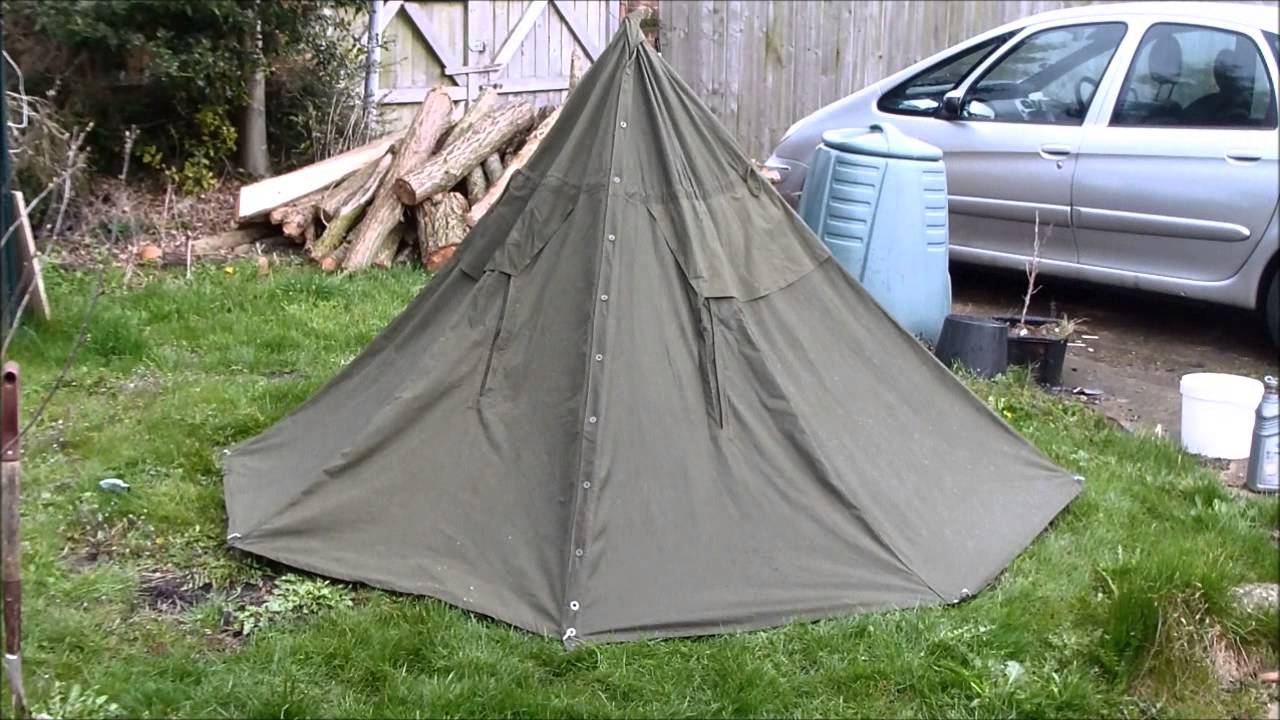 Ordinary Wood Tents 7