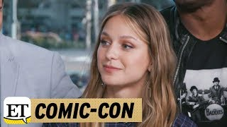 EXCLUSIVE: 'Supergirl' Star Melissa Benoist Teases Her Characters Struggle's in Season 3