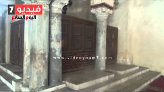 بالفيديو.. قرينة رئيس الإمارات تزور مسجد عمرو بن العاص والكنيسة المعلقة بمصر القديمة