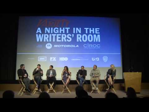 Variety: A Night In The Writers' Room Comedy