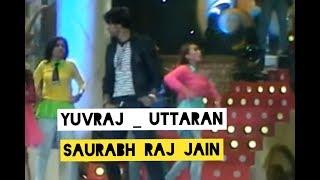 saurabh raj jain  / Yuvraj At Romansa Cinta Uttaran