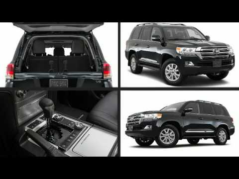 2017 Toyota Land Cruiser Video