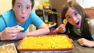 "FAMOUS ""6 LAYER"" DIP!"